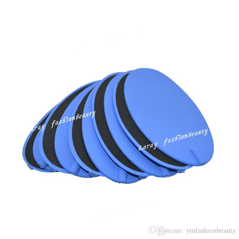 새로운 청색 전극 패드에 대한 침술 디지털 치료 기계 마사지 도구 158 * 95mm 큰