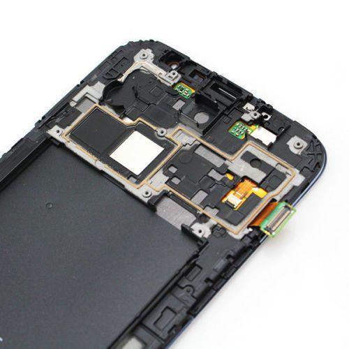 삼성 갤럭시 Mega6.3 i9200 i9205 i527 LCD 스크린 디지타이저 어셈블리 + 프레임