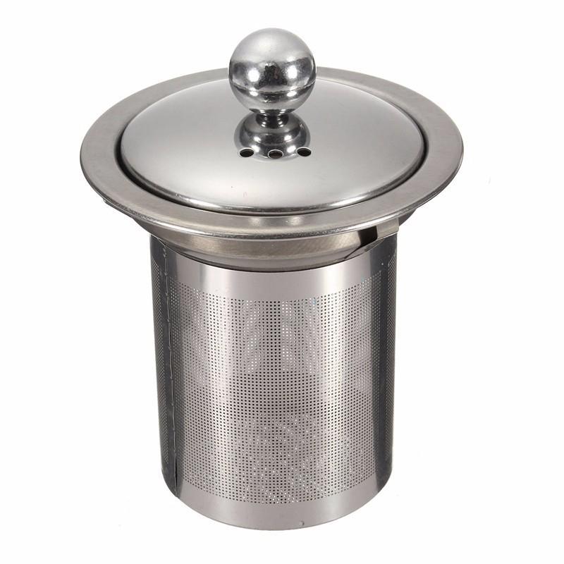 Arshen Durable 3 Größen Hitzebeständiges Glas Teekanne Blume Tee-Set Puer Wasserkocher Kaffee Teekanne Bequem mit Infuser Büro zu Hause