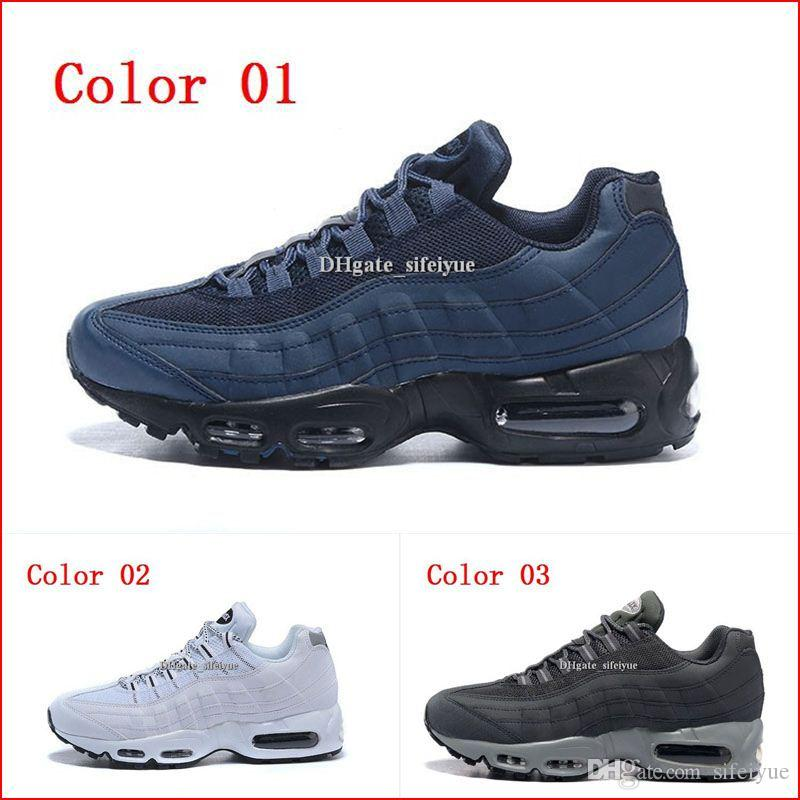 low shipping sale sast Hot Shoes Men Cushion 95 Sneakers Boots Authentic 2018 New Walking Discount Sports Shoes Size 40-46 Free Shipping clearance big sale wholesale price online ZMIEdFl