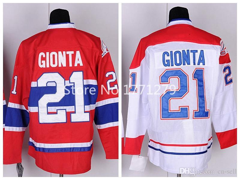 2018 Wholesale Montreal Canadiens #21 Brian Gionta Jersey Home Red Road  White Ice Hockey Jerseys Men'S Cheap Stitched Jerseys From Cn Sell, $26.52    Dhgate.