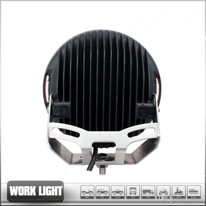 96W Car LED headlamp exterior fog light 96W LED WORK LIGHT BAR off-road modification spot headlight ATV truck Forklift Boat tank