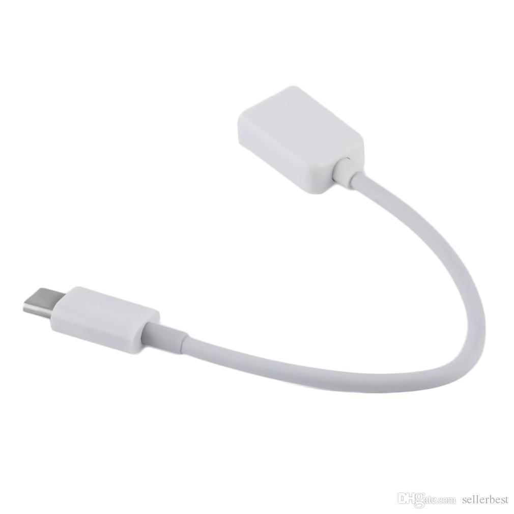 Cavo dati USB 3.1 Tipo C a USB 3.0 Tipo A Maschio a femmina Cavo connettore dati OTG iPhone iPad Tablet PC Cellulari