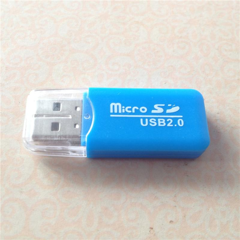 Micro SD Card Reader Micro Adapter for PC Computer by USB Interface Sim TF Flash Memory Card Super High Speed Cheap Phone Reader