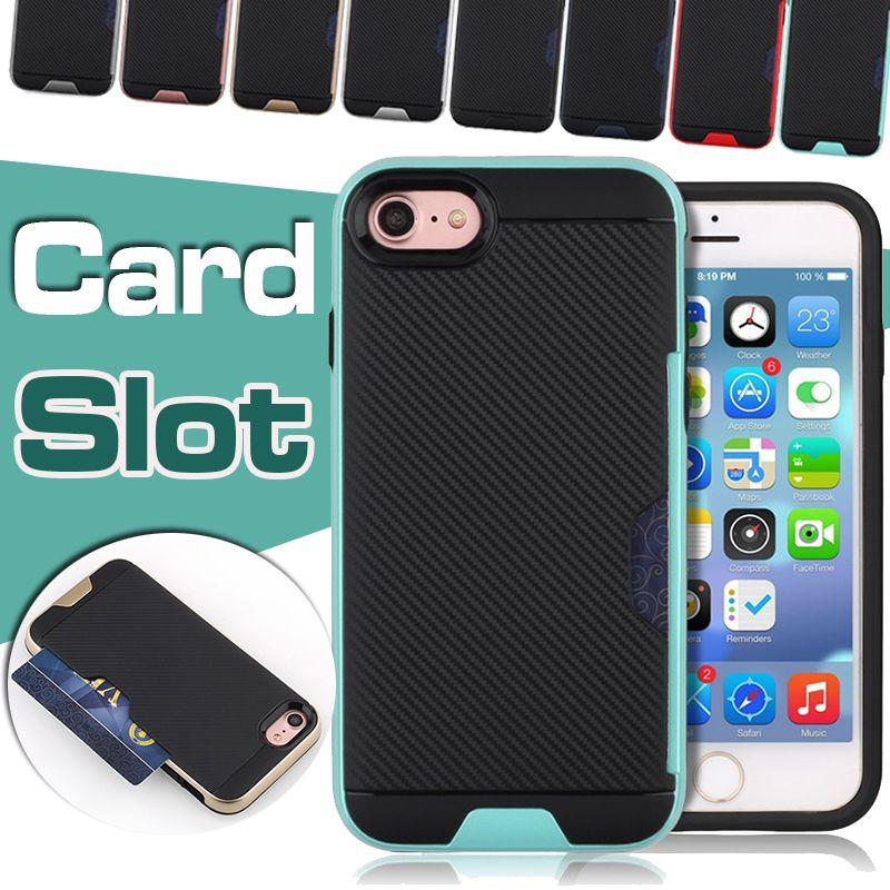 iphone x carcasa tarjeta