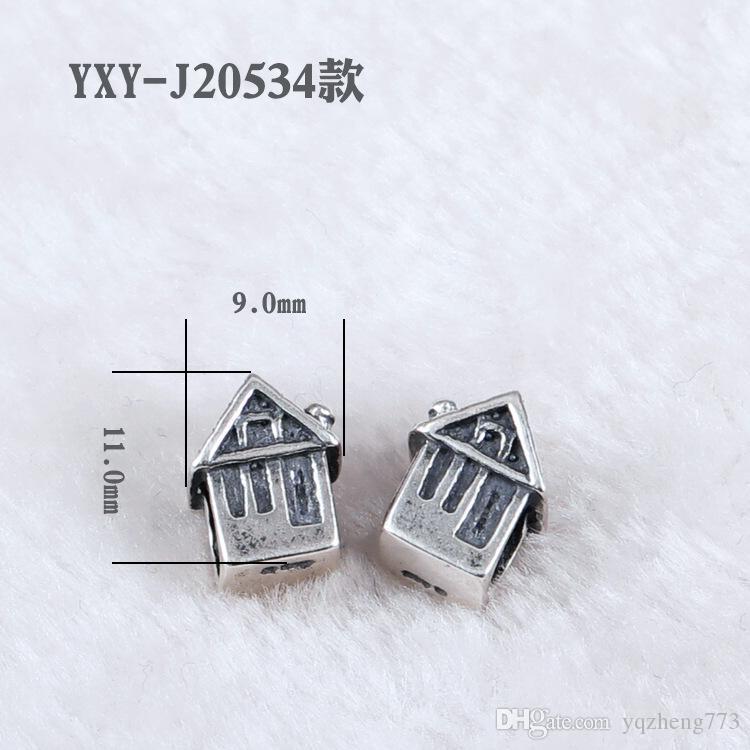 gioielli moda fai da te gioielli in argento sterling 925 gioielli in argento con 925 gioielli in argento sterling fine bracciale fai da te J20533