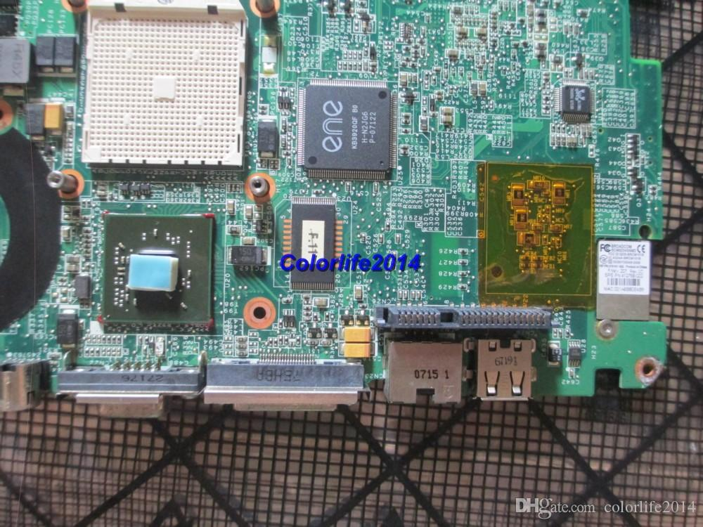 441097-001 placa-mãe para HP Pavilion TX1000 série 441097-001 soquete S1 DDR2 Laptop Motherboard totalmente testado Funcionamento perfeito