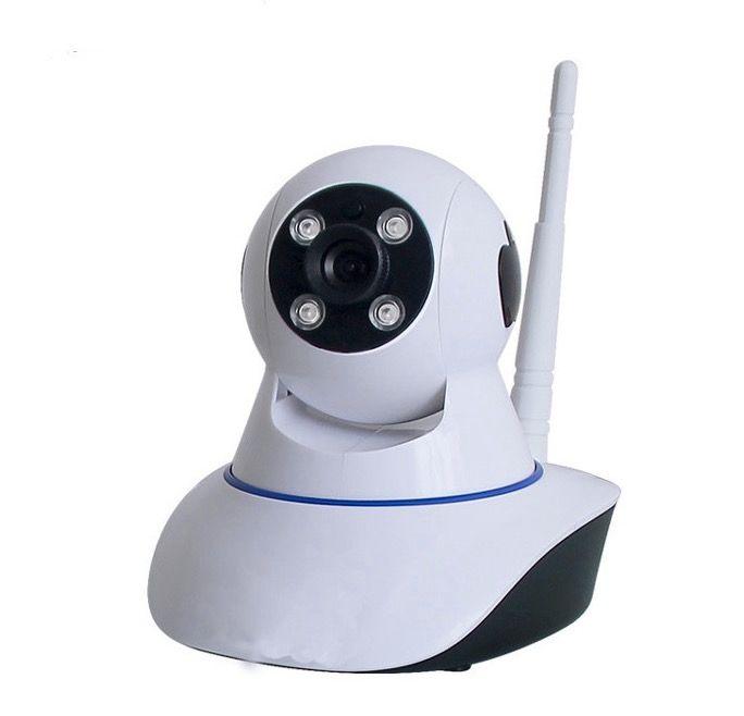 720p Full Hd Wireless Ip Wifi Ptz Home Security Cctv Camera Ip ...