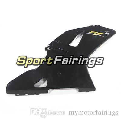 Complete Fairings For Yamaha YZF 1000 R1 98 99 YZF-R1 1998 1999 ABS Motorcycle Fairing Kit Bodywork Cowlings Gloss Black Gold Decals Frames