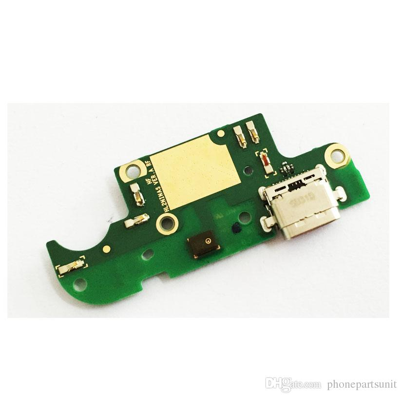 Original New For HuaWei Nexus 6P Dock Connector Charger Board & USB Charging Port Flex Cable with High Quality