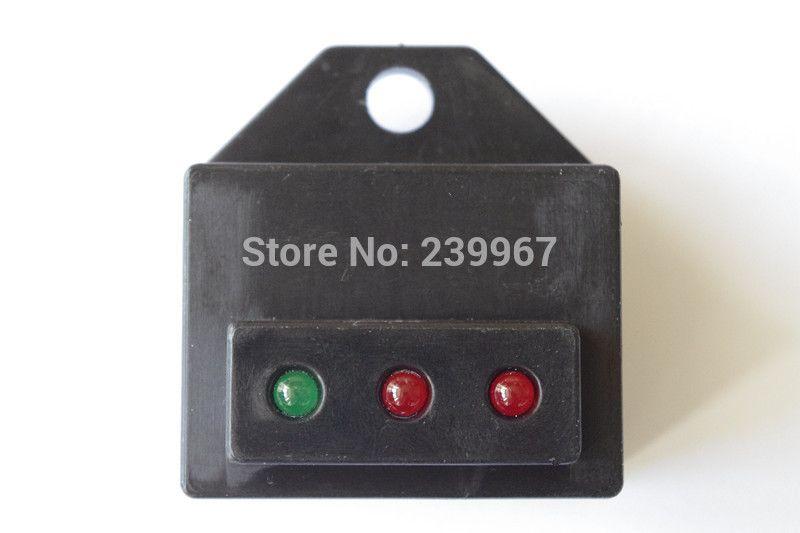 Зажигание 3 in1 KI-DHQ-07 Kipor IG770 Fubag T1700 Endress ESE700 модуль индикации управления защитная часть 700 Вт для цифрового генератора
