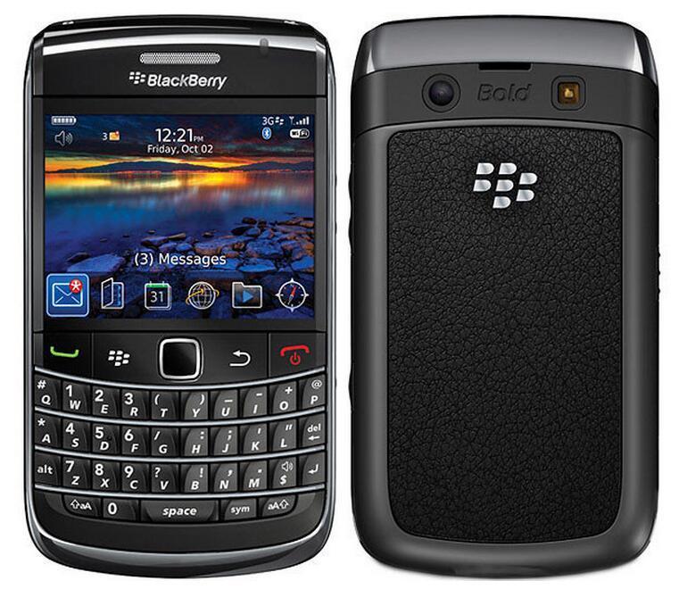 الأصلي بلاك بيري 9700 qwerty لوحة المفاتيح 3.2MP gps wifi 3 جرام hsdpa مجدد الهاتف الخليوي المحمول