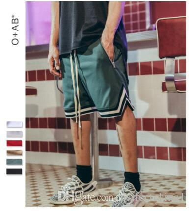 Best Fear Of God Men Shorts Fog A Limited Short Pants 1987 Collection Fog  Fearofgod Beach Mesh Shorts Fear Of God Shorts Under $24.13 | Dhgate.Com
