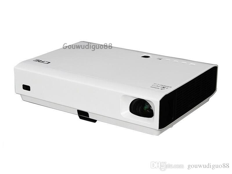 2018 New DLP High Brightness 7500Lumens Projector Home Theater Projector Full HD 1080P 3D WiFi Android 4.4 LED Projector HDMI
