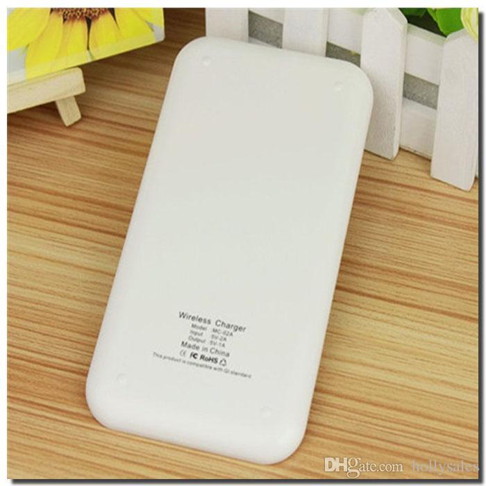 Çin toptan evrensel Şarj Pad Cep telefonu şarj dock dock Samsung Için Mini Şarj Pedi nokia htc LG cellphone DHL ücretsiz kargo