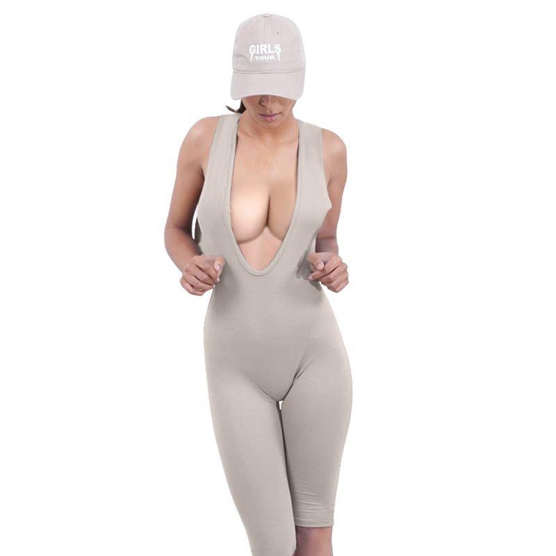 3b6c69b59bd Cheap Sexy Black Mesh Bandage Jumpsuit Best Plus Size Bodycon Jumpsuits