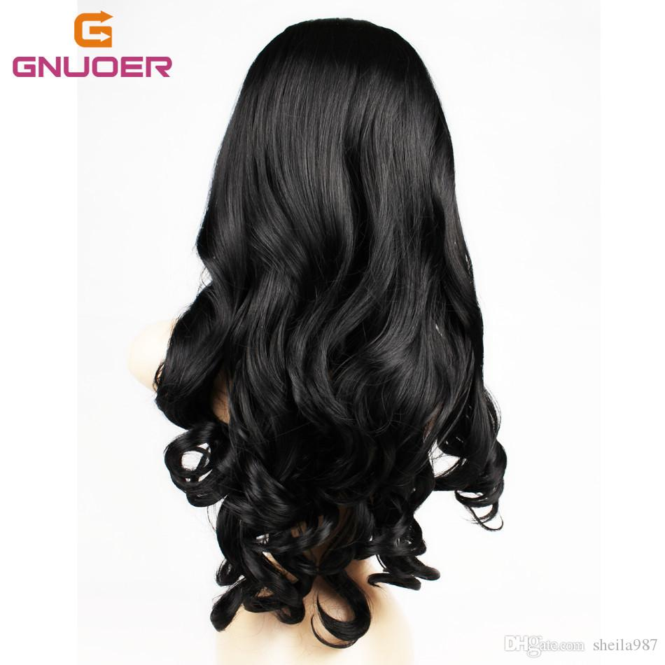 New Sexy Womens Girls Fashion Style Wavy Curly Long Hair Full Wigs Colors natural Wave