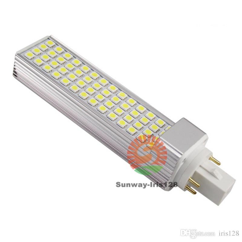 Grosshandel E27 G24 G23 G24q Led 5050 Horizontale Stecker Leuchtet