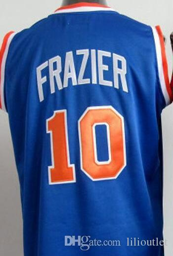 check out 131ec 7ae95 10 walt frazier jersey usa