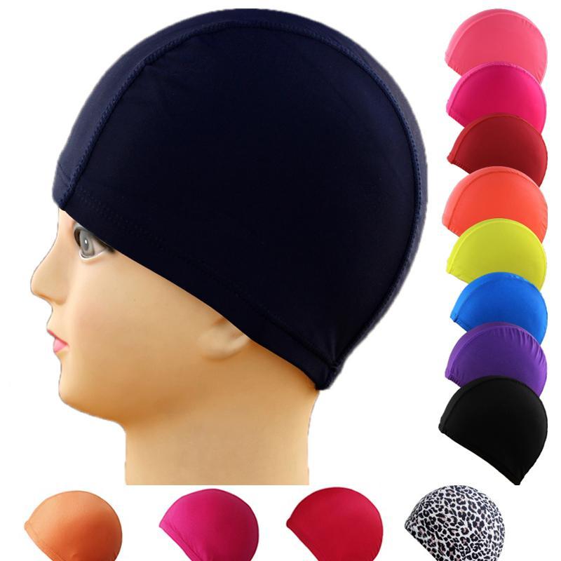 Tem estoque de natação masculina nylon e spandex material multi cores e desenhos masculino's elastic leats cor aleatória