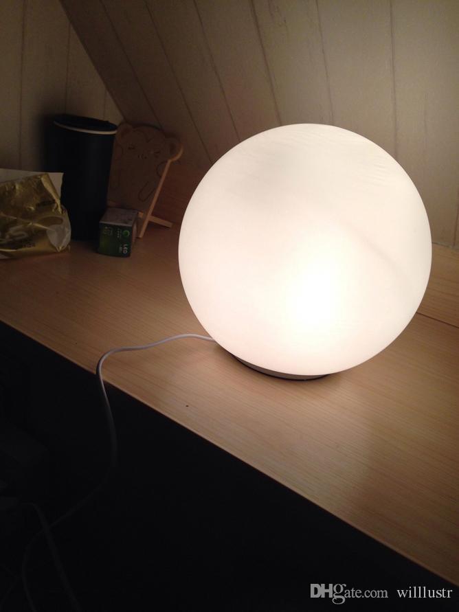 Compre Mesa ModernaRedonda14 Globo Lámpara Cm25 De TZuPiOkX