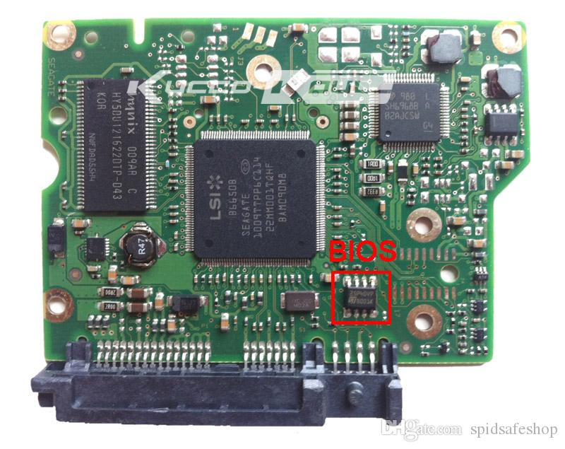 Großhandel Festplatte Teile Pcb Logik Platine Leiterplatte 100591286 ...