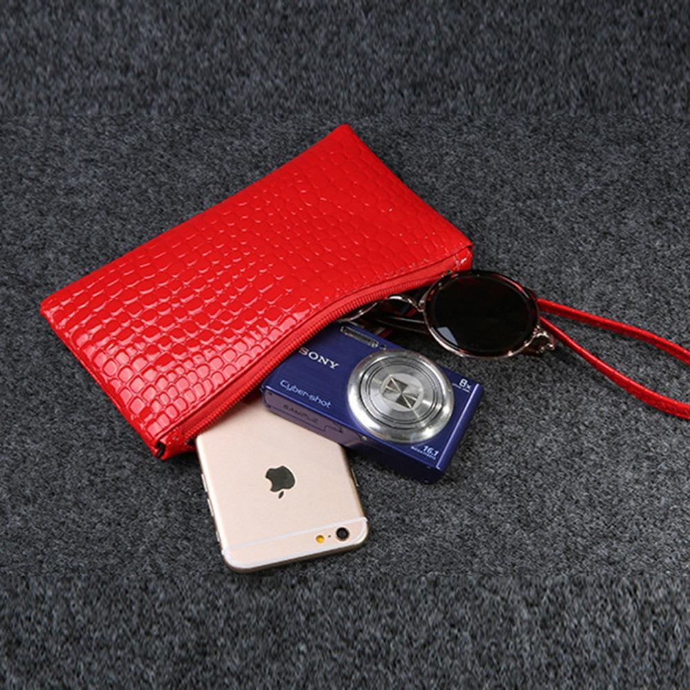 KAKINSU Fashion women's clutch bag cowhide leather envelope bags clutch evening handbag female Clutches ultra-thin
