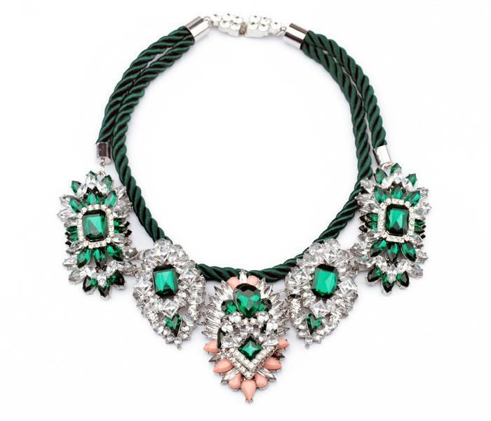 Europe Fashion clavicular chain Short DIY hand-made Necklace Classic Banquet Rhinestone Necklace for Party/Dancing/Clube Top Quality