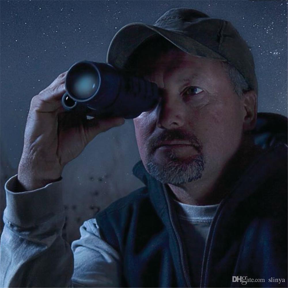 المهنية 6x50 infrared للرؤية الليلية الفيديو الرقمية حملق لا الحرارية تلسكوب كاميرا NV760D + tdn ir 6x التكبير hd الصيد أحادي