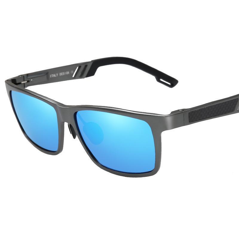 6d3831ba287 New Brand Designer Sunglasses For Women Men Metal Frame Rectangle ...