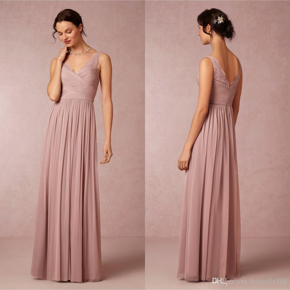 Sexy long lavender bridesmaid dresses v neck lace pleated chiffon sexy long lavender bridesmaid dresses v neck lace pleated chiffon beach bridesmaid dress cheap wedding party prom gowns summer bridesmaid dresses vintage ombrellifo Gallery