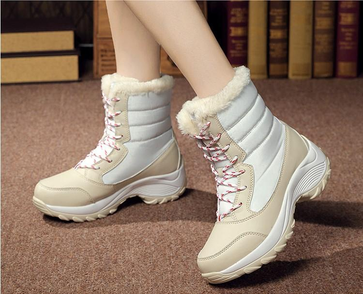 2016 new winter shoes. Women's Boots. Students shoes. Snow boots. Thick base. Warm shoes. Cotton boots. Antiskid shoe. Winter shoes.