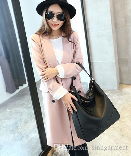 2016 moda giallo hangbags le donne di affari della signora della borsa a tracolla