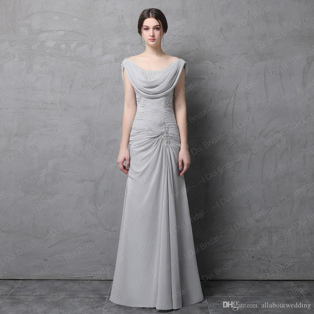 Unusual Mother Of The Bride Dresses: Sleeveless A Line Chiffon Mother Of The Bride Dresses Lady