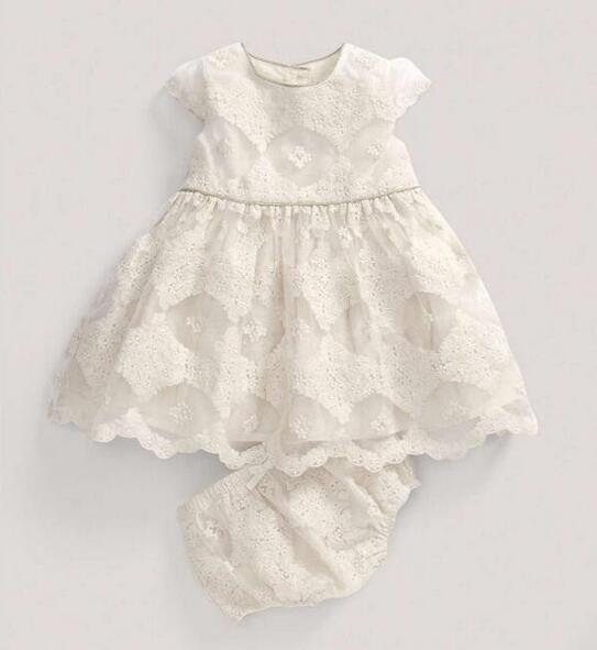 2017 Retail Newborn Baby Girl Clothes 2016 Summer New Girls ...