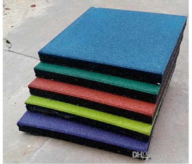 Gym Flooring Garden Flooring Rubber Floor Outdoor Rubber