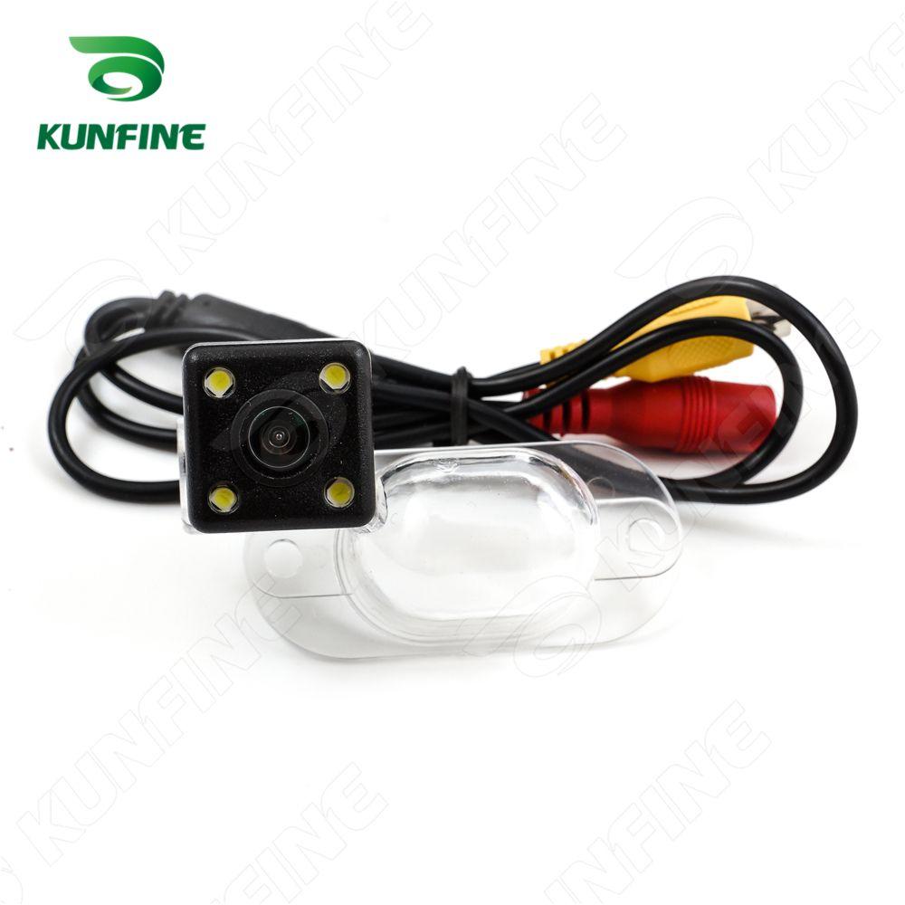 CCD Track Car Rear View Camera NISSAN PALADIN 12/13 Parking Assistance Camera Track Line Night Vision LED Light impermeabile KF-V1139L