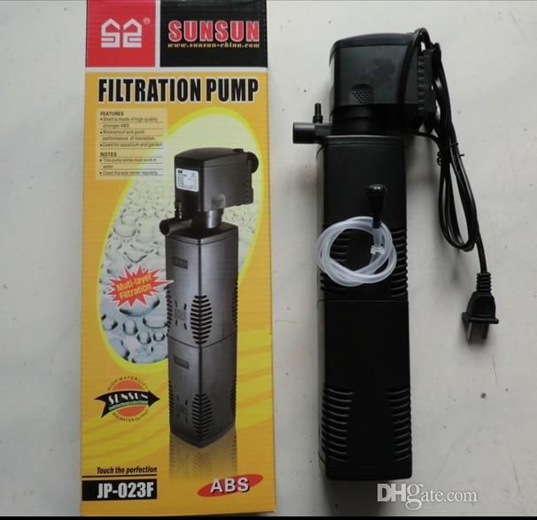 2017 Sunsun 35w 1600l/H Aquarium Submersible Filter Fishtank ...