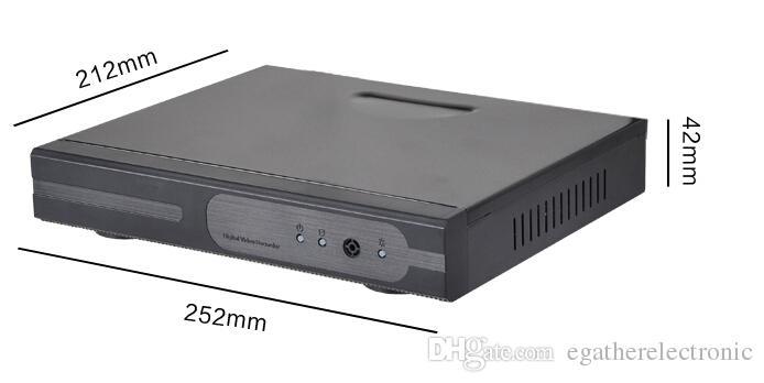 Wi-fi Sem Fio IP Sistema de Câmera 4CH 960 P WI-FI Câmera IP Conjunto Completo WI-FI NVR Com Interruptor Plug and Play Não Precisa de Configuração