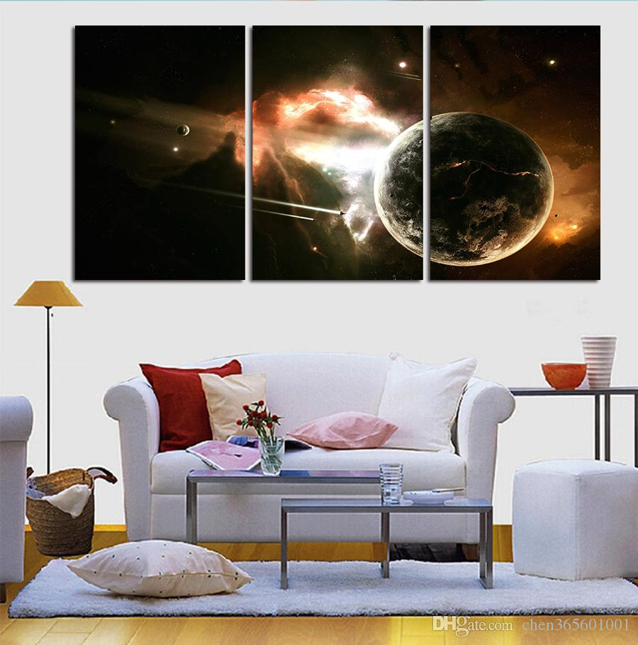 High Quality Cheap Art Pictures Large HD Stunning Black Modern Home Wall Decor Abstract Canvas Print Oil Painting