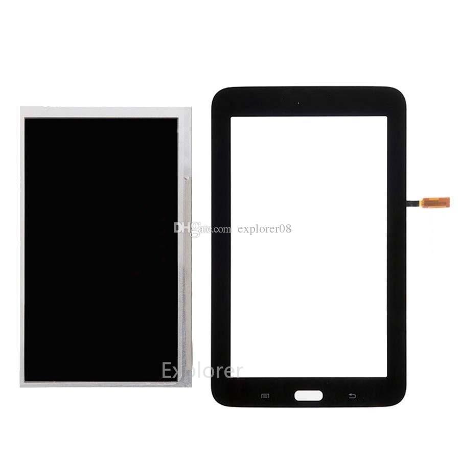 Samsung Galaxy Tab 3 7.0 Lite SM-T110 T111 Schermo tattile Scheda 4 Lite T116 T113 Schermo LCD Pannello di ricambio 1 pz