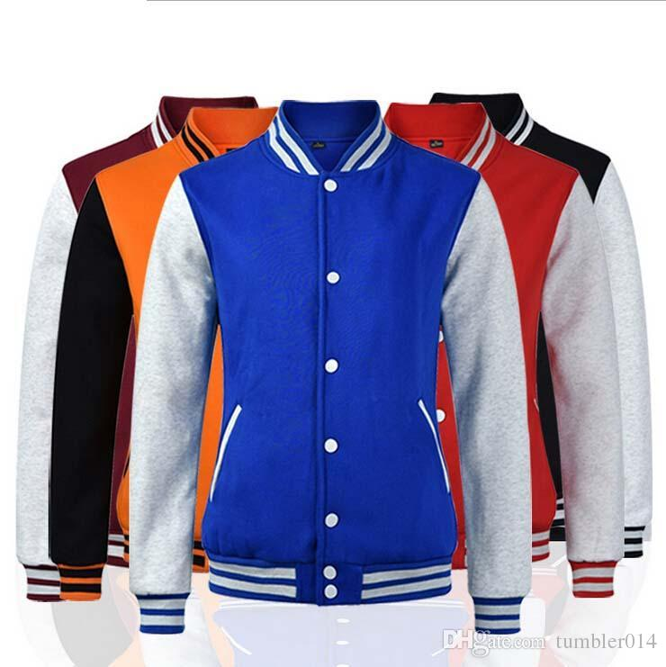 Ad Men And Women Brand Sports Jackets Fashion Jacket Cartoon ...