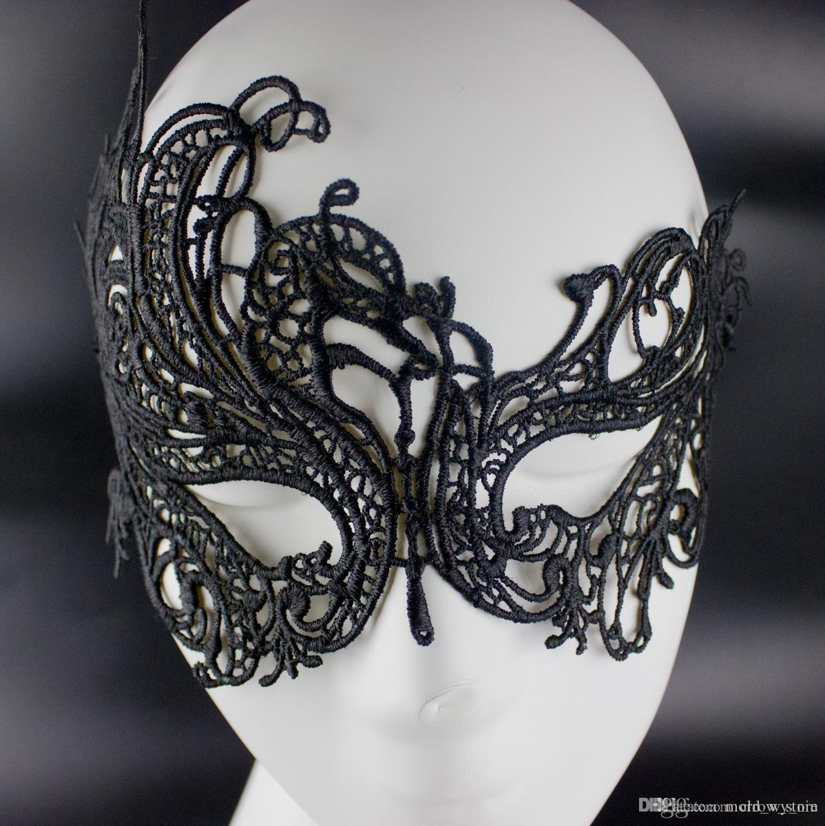 Halloween Masquerade Masks Burst Models In Europe And America ...