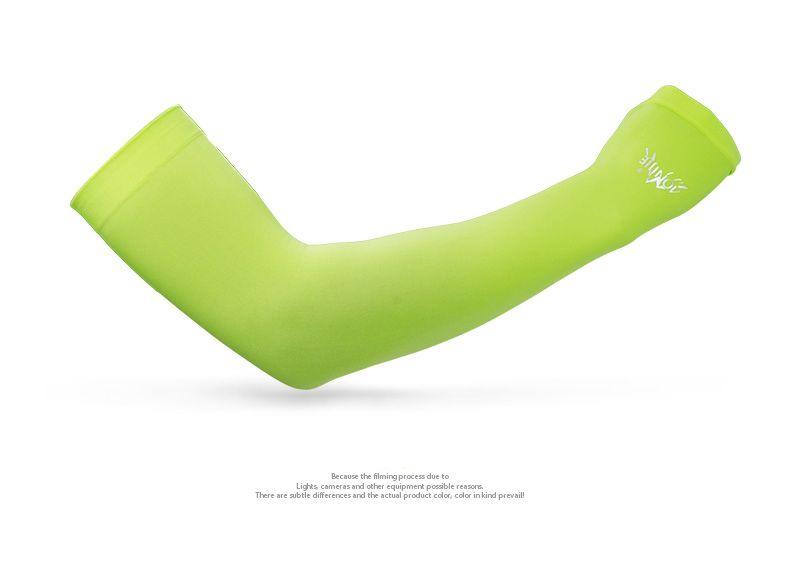 Manica del braccio Coppia Giardinaggio maniche Protegge Giardinaggio morbido ed elastico maniche Pallacanestro manica lunga manica di basket manica