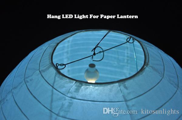 battery operated hanging led paper lantern light led floralytes