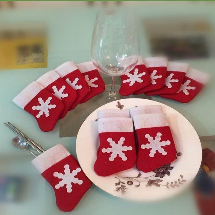 Großhandel Weihnachtssocken Mini Weihnachtssocken Für Partei ...