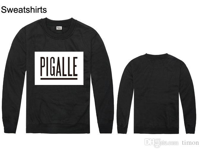 Pigalle sweatshirt o neck famous brand hip hop style hoodie Rock best price casual sportswear free drop shipping men clothing