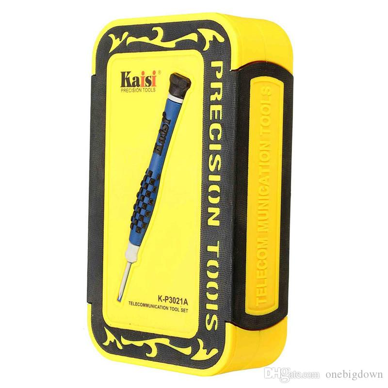 DHL free Premium Screwdriver Tweezers Set Hand tools Repair Tool Kit Fix for Laptop Tablets PC Mobile Phone Watch Hand tools
