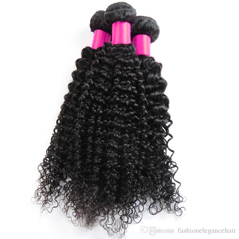 7A brazilian kinky curly extensions hair tight kinky curly peruvian Indian malaysian virgin hair soft human hair