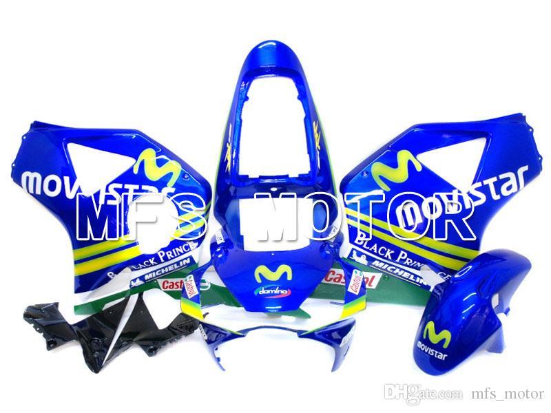 ABS Full Fairing Set Injection Bodywork Kit For 2002 2003 Honda CBR 900RR CBR954RR 02 03